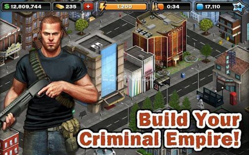 Crime City 5.3.5 (Android)