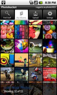 Photobucket Mobile Resimleri