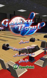 Galaxy Bowling 3D Lite Resimleri
