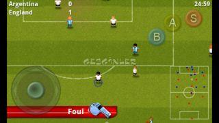 Striker Soccer (retro) Resimleri