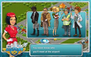 Airport City Resimleri