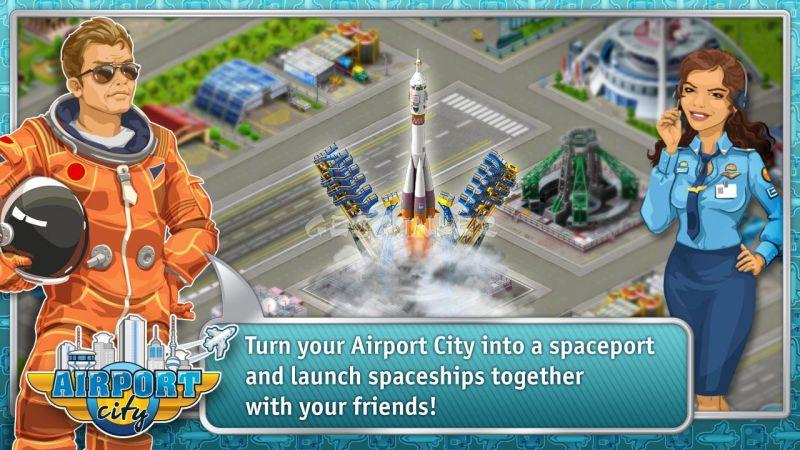 Аэропорт-Сити - игра, сочетающая в себе два сюжета. . Здесь нам предстоит