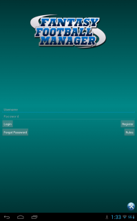 Fantasy Football Manager 2 Resimleri