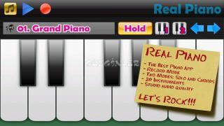 Real Piano Resimleri