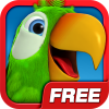 Android Talking Pierre the Parrot Free Resim