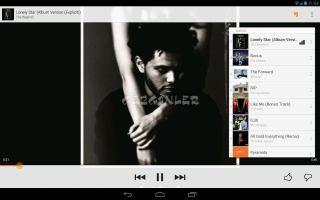 Google Play Music Resimleri