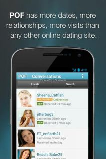 POF Free Online Dating Resimleri