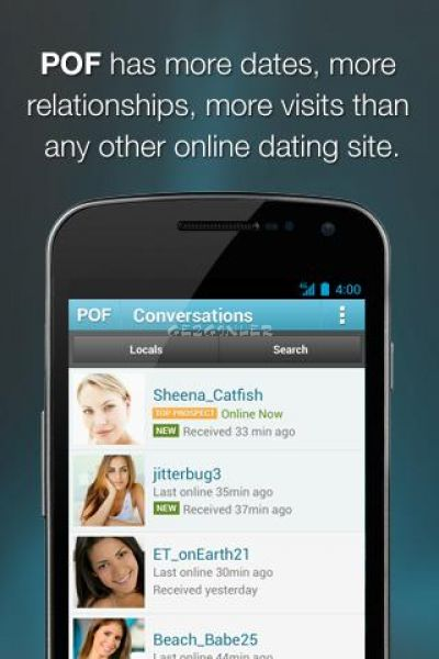 Pof free online dating