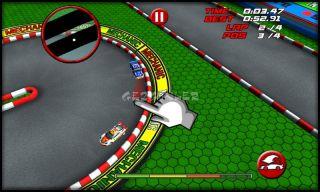 RC Mini Racing Resimleri