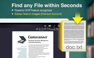 CamScanner -Phone PDF Creator Resimleri