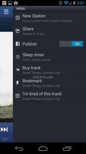 Pandora internet radio Resimleri
