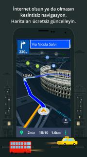 Sygic: GPS Navigation Resimleri