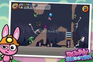 Bunny Shooter Best Free Game Resimleri
