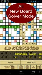 Word Breaker (Scrabble Cheat) Resimleri