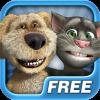 Android Talking Tom & Ben News Free Resim
