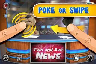 Talking Tom & Ben News Free Resimleri
