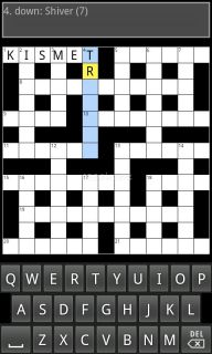 Crossword Lite Resimleri