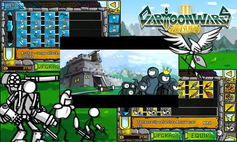 Cartoon Wars 1.1.2 Mod APK Download