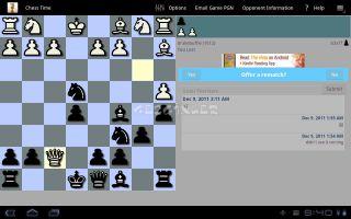 Chess Time - Multiplayer Chess Resimleri