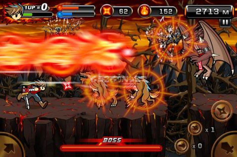 Devil Ninja 2 2.5.0 (Android)