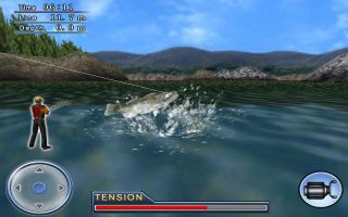 Bass Fishing 3D Free Resimleri