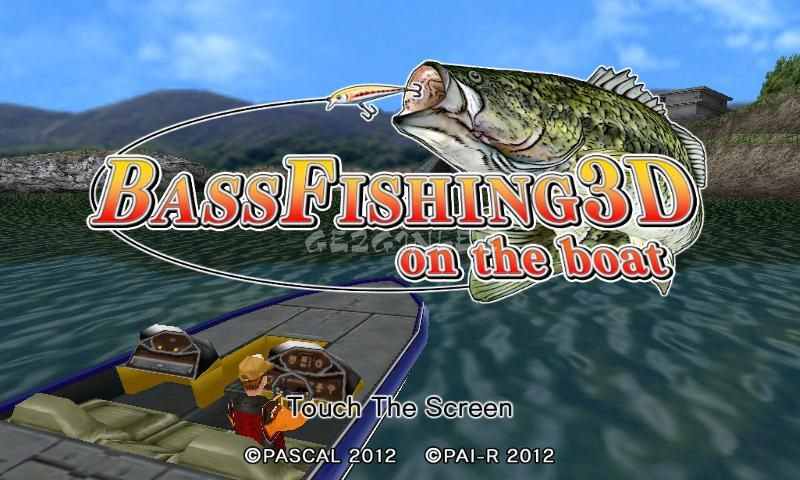 bass fishing 3d free ndir android gezginler mobil