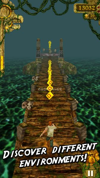 Temple Run 1.0.8 (Android)