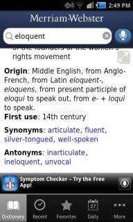 Dictionary - Merriam-Webster Resimleri