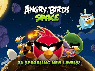 Angry Birds Space Resimleri