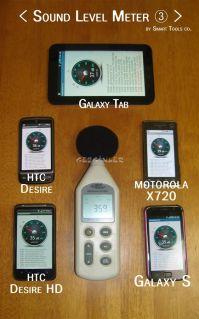Sound Meter Resimleri