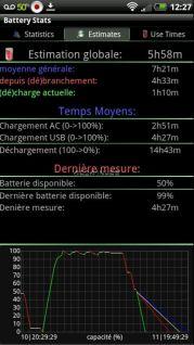 Battery Monitor Widget Resimleri