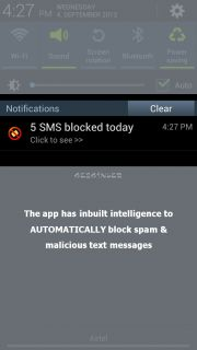 sms Blocker Resimleri
