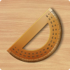Android Smart Protractor Resim