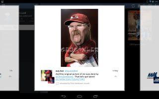 TweetCaster for Twitter Resimleri