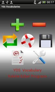 KPDS Vocabulary Resimleri