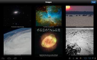 NASA App Resimleri