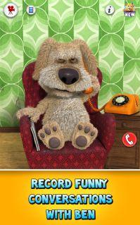 Talking Ben the Dog Free Resimleri