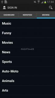 Dailymotion Video Stream Resimleri