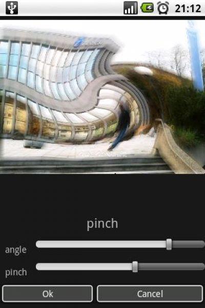 Photo Effects - бесплатный, портативный и простой в использовании графическ