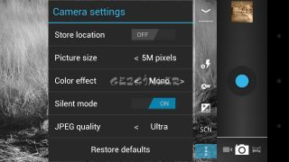 Camera ICS Resimleri