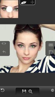 Eye Color Changer Resimleri