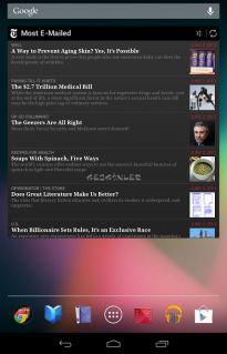 NYTimes app for phone Resimleri