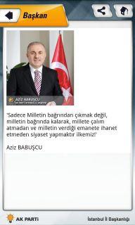AK Parti İstanbul Resimleri