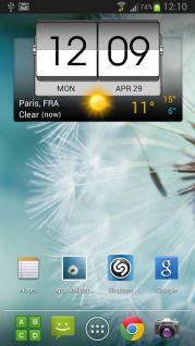 3D Flip Clock & World Weather Resimleri