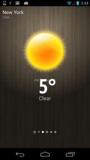 Hava Durumu - Weather Resimleri