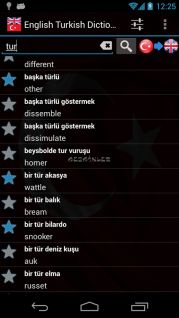English Turkish Dict. FREE Resimleri