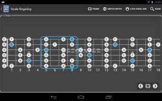 Chord! Free (Guitar Chords) Resimleri