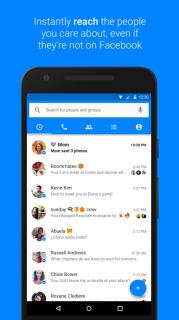 Facebook Messenger Resimleri