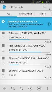 aTorrent Resimleri