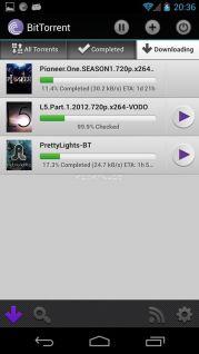 BitTorrent Resimleri